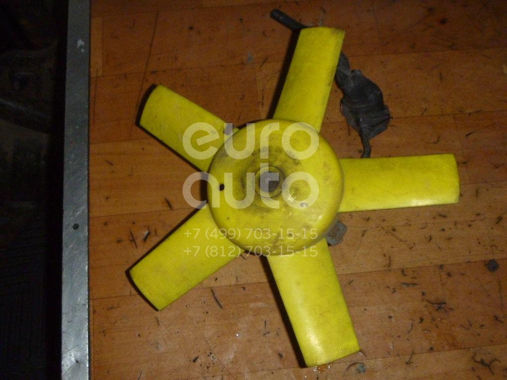 Вентилятор радиатора для Peugeot 206 1998-2012;207 2006-2013 - Фото №1