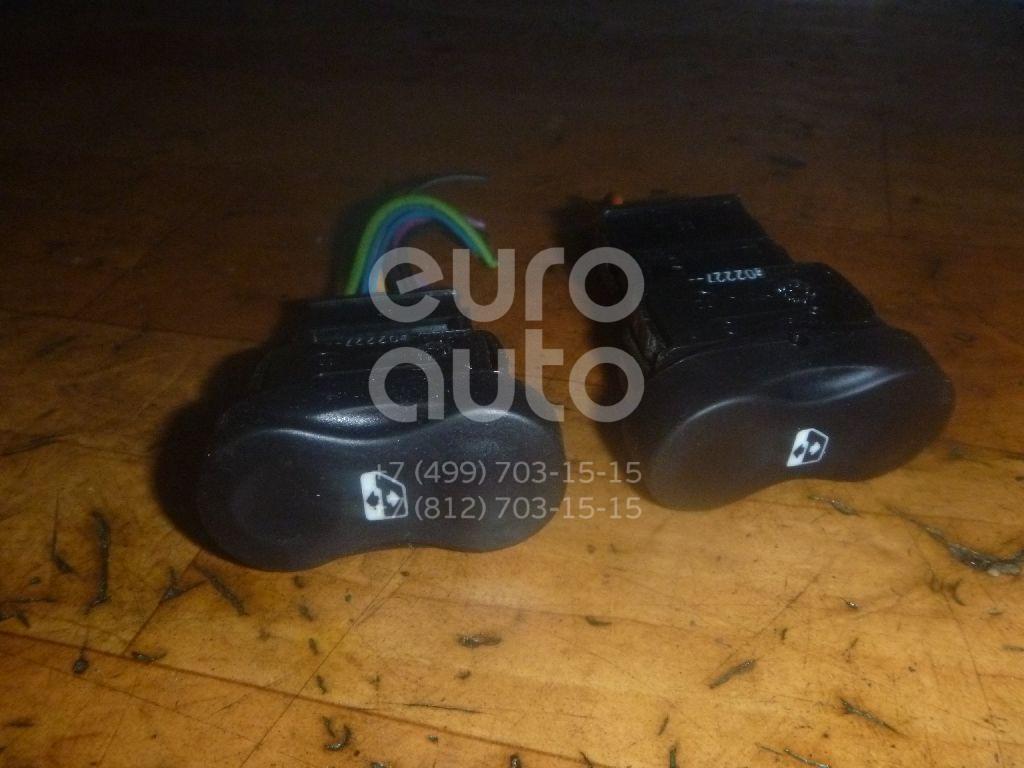 Кнопка стеклоподъемника для Renault Logan 2005-2014 - Фото №1