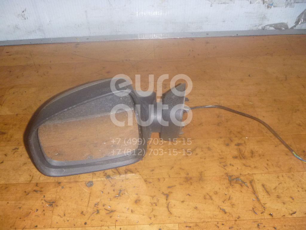 Зеркало левое электрическое для Renault Logan 2005-2014;Sandero 2009-2014;Lada Largus 2011>;Duster 2012> - Фото №1