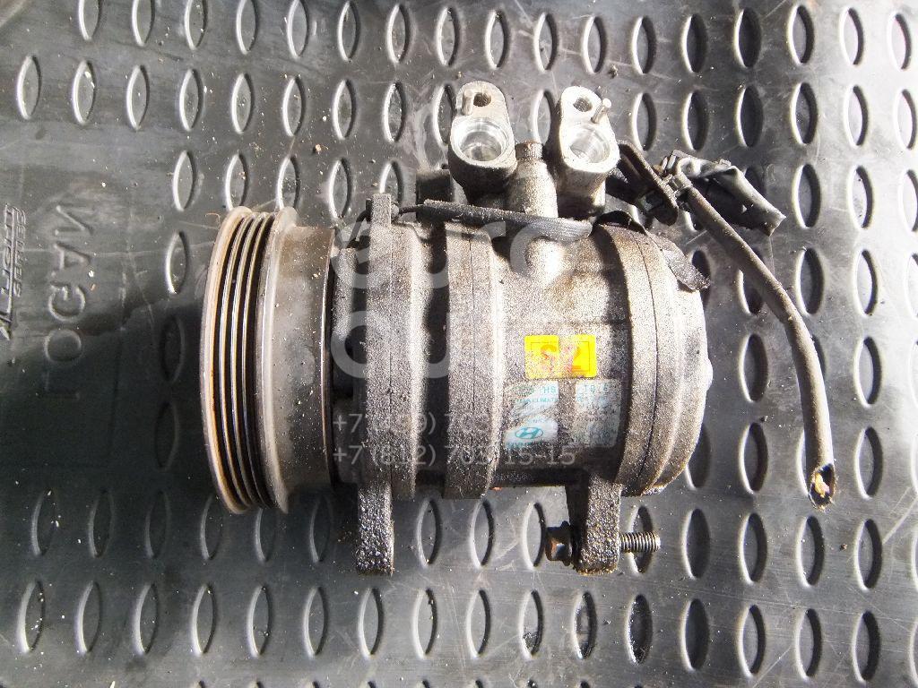 Компрессор системы кондиционирования для Hyundai Getz 2002-2010 - Фото №1