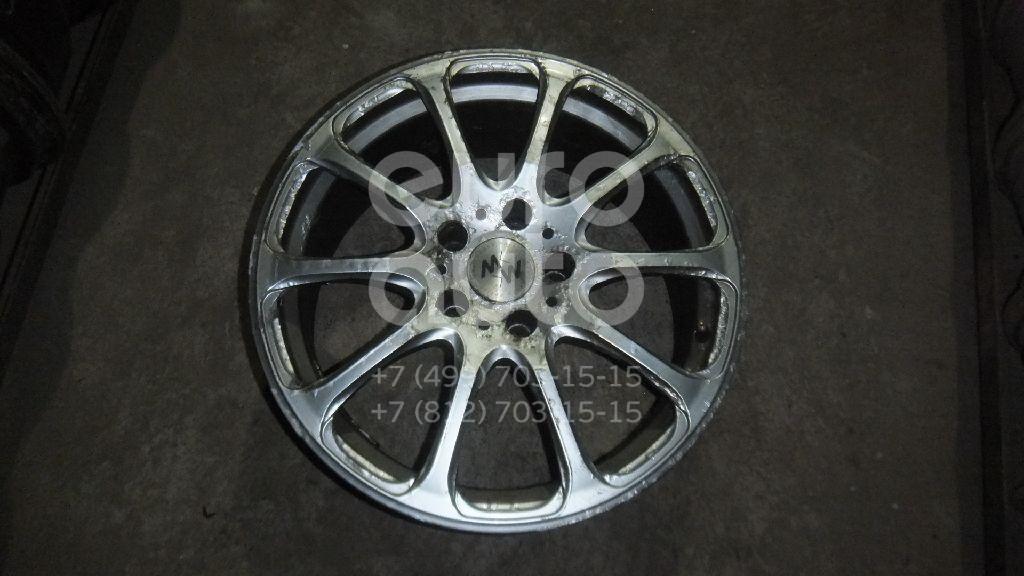 Диски колесные легкосплавные (к-кт) для Mercedes Benz R171 SLK 2004-2011 - Фото №1