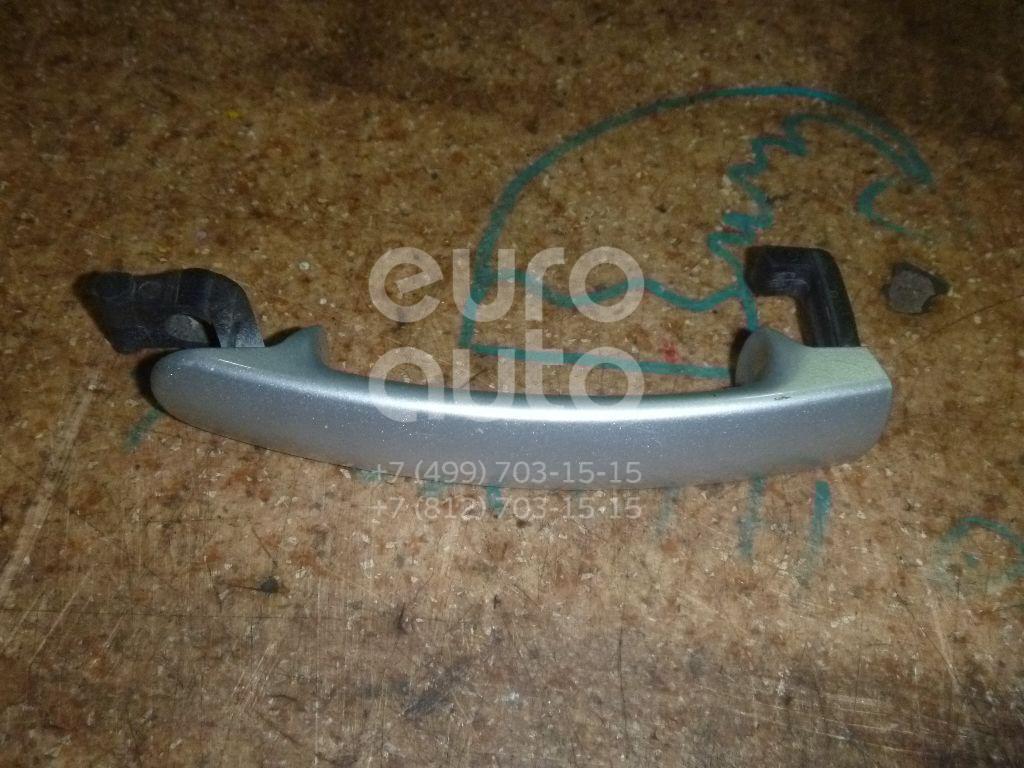 Ручка двери передней наружная левая для VW Tiguan 2007-2011 - Фото №1