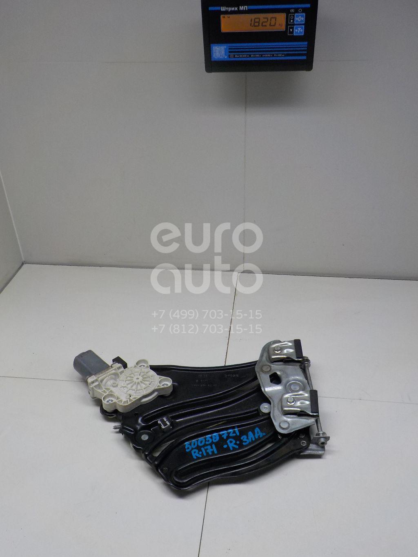 Стеклоподъемник электр. задний правый для Mercedes Benz R171 SLK 2004-2011 - Фото №1