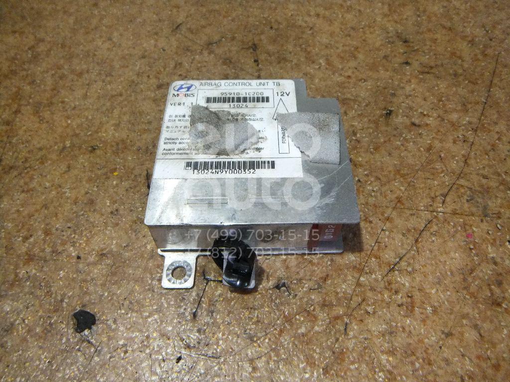 Блок управления AIR BAG для Hyundai Getz 2002-2010 - Фото №1