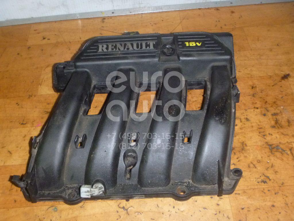 Коллектор впускной для Renault,Nissan Logan 2005-2014;Scenic 1999-2003;Clio II/Symbol 1998-2008;Almera (G15) 2013> - Фото №1