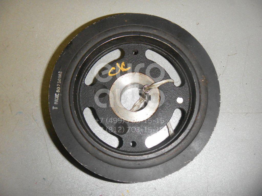 Шкив коленвала для Nissan Qashqai (J10) 2006-2014 - Фото №1