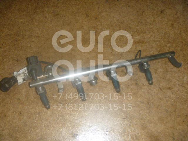 Рейка топливная (рампа) для Land Rover Range Rover Sport 2005-2012 - Фото №1