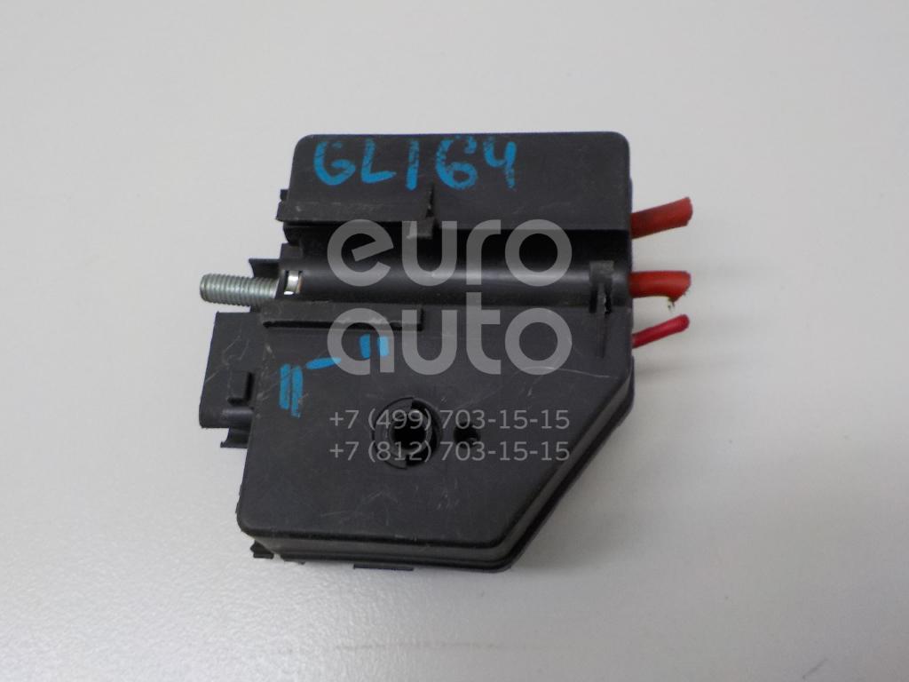 Клемма аккумулятора плюс для Mercedes Benz GL-Class X164 2006-2012;W164 M-Klasse (ML) 2005-2011;W251 R-Klasse 2005> - Фото №1