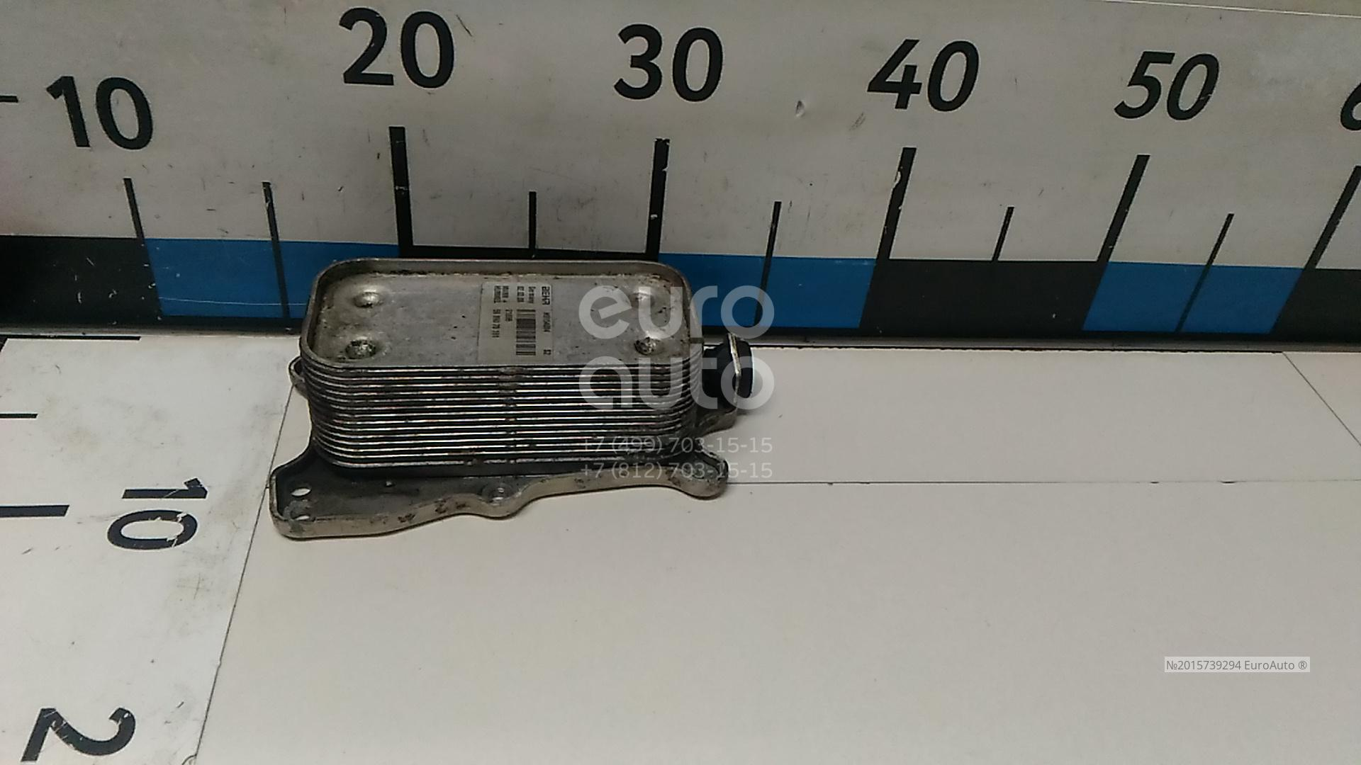 Радиатор (маслоохладитель) АКПП для Mercedes Benz GL-Class X164 2006-2012 - Фото №1