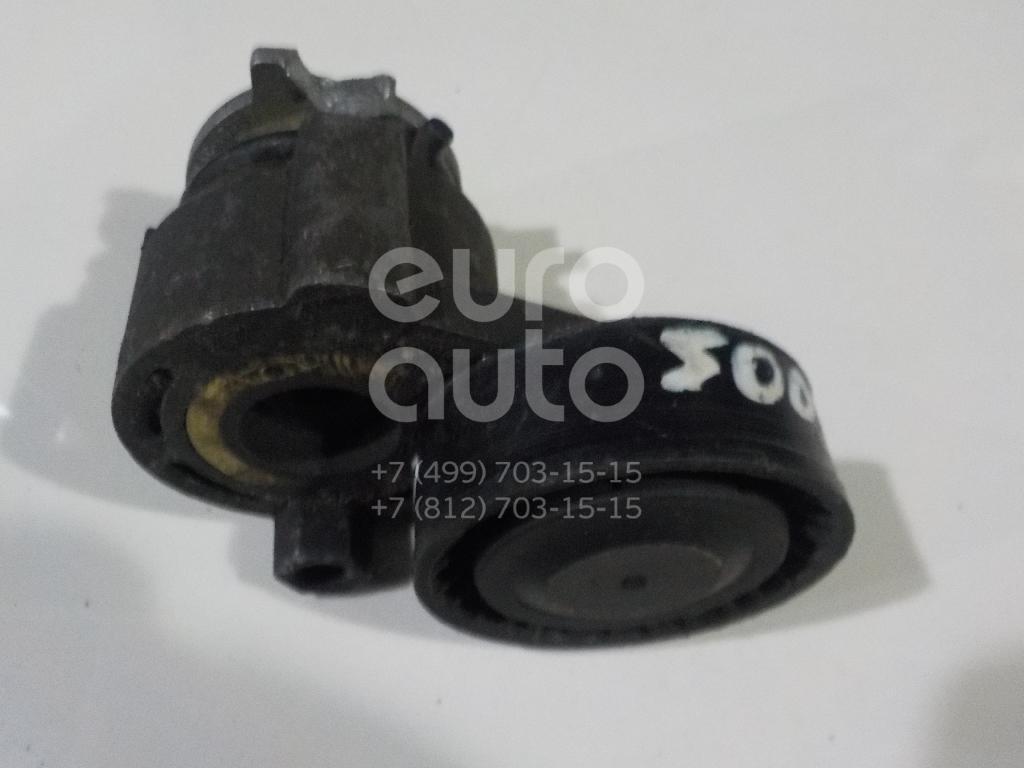 Кронштейн ролика-натяжителя руч. ремня для Renault Scenic II 2003-2009 - Фото №1