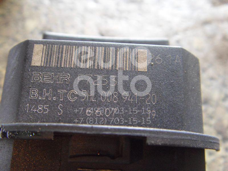 Резистор отопителя для Volvo XC70 Cross Country 2007-2016 - Фото №1