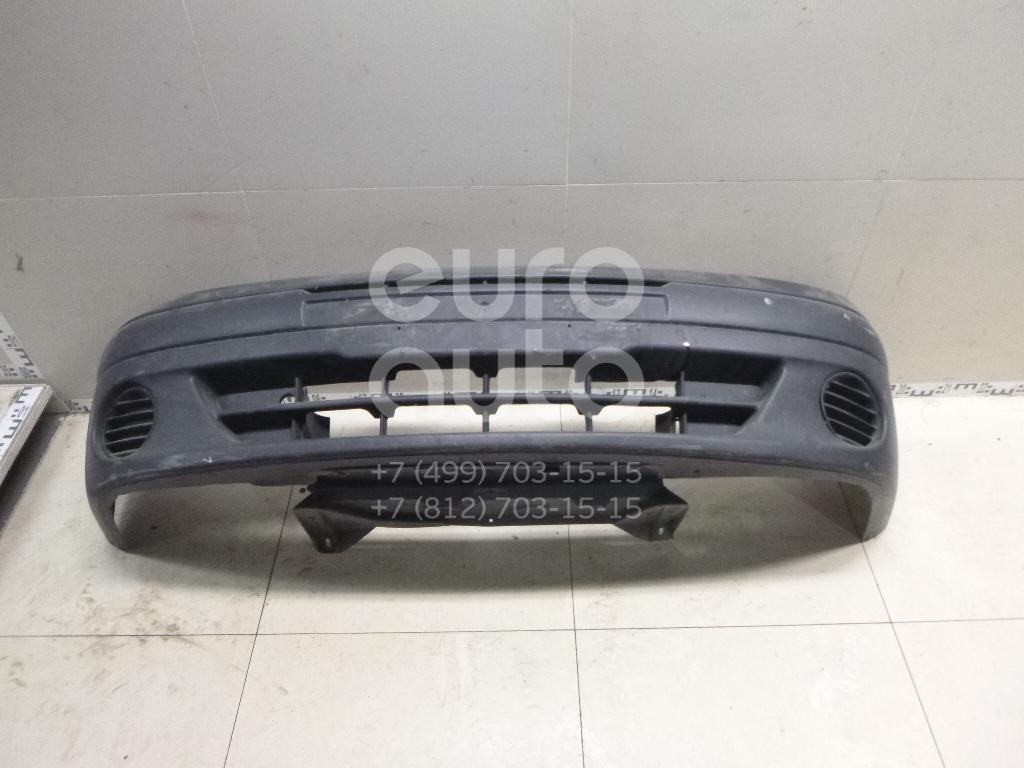 Бампер передний для Renault Scenic 1999-2003 - Фото №1