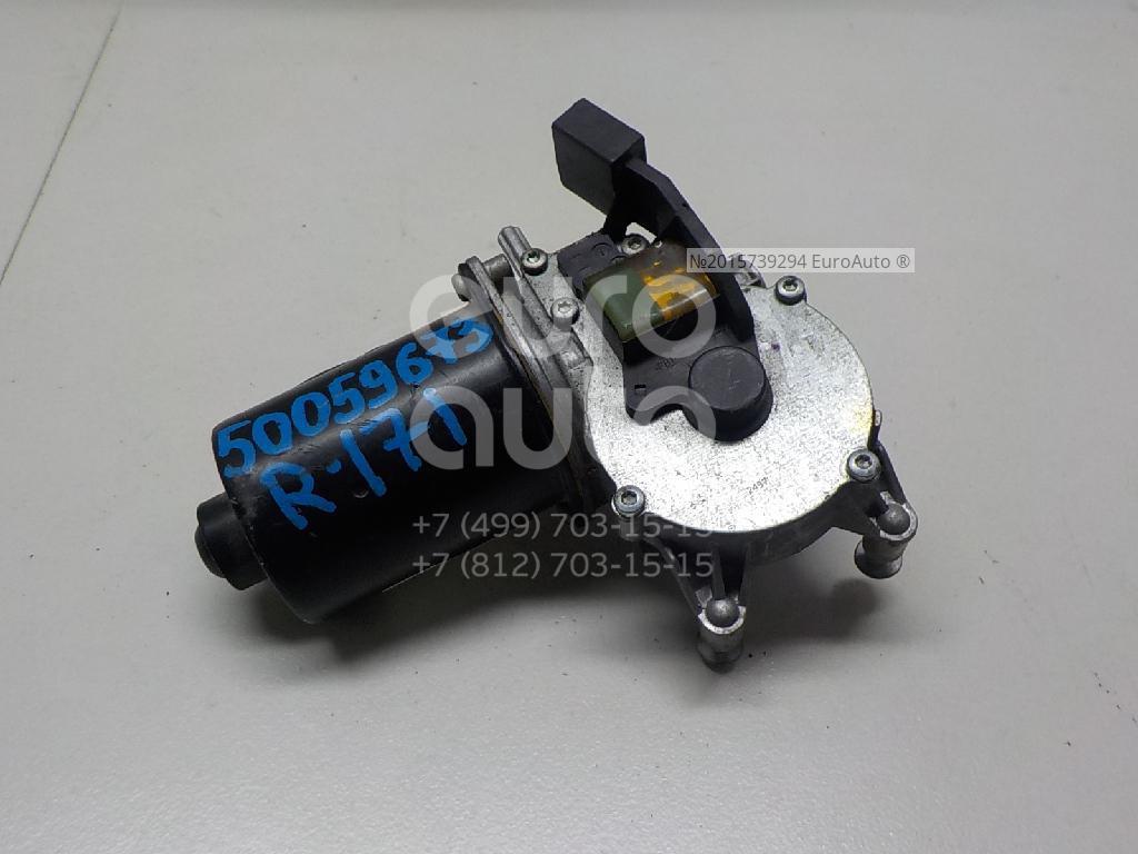 Моторчик стеклоочистителя передний для Mercedes Benz R171 SLK 2004-2011 - Фото №1