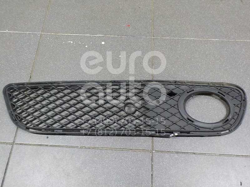 Решетка в бампер левая для Mercedes Benz R171 SLK 2004-2011 - Фото №1