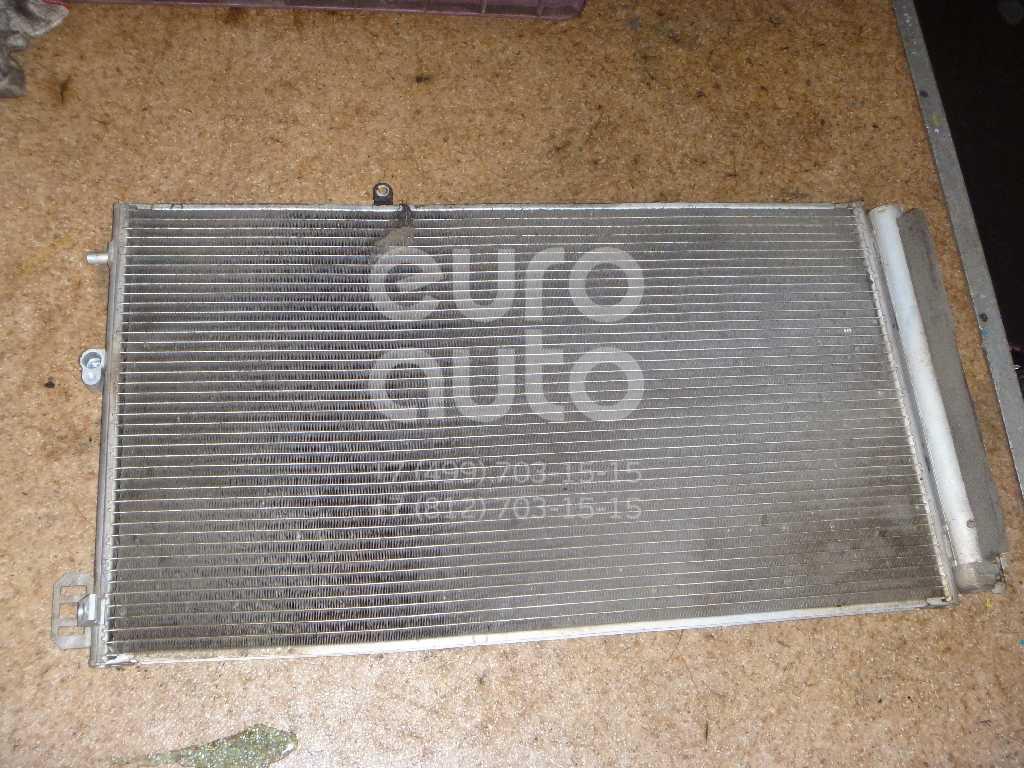 Радиатор кондиционера (конденсер) для Mercedes Benz R171 SLK 2004-2011 - Фото №1