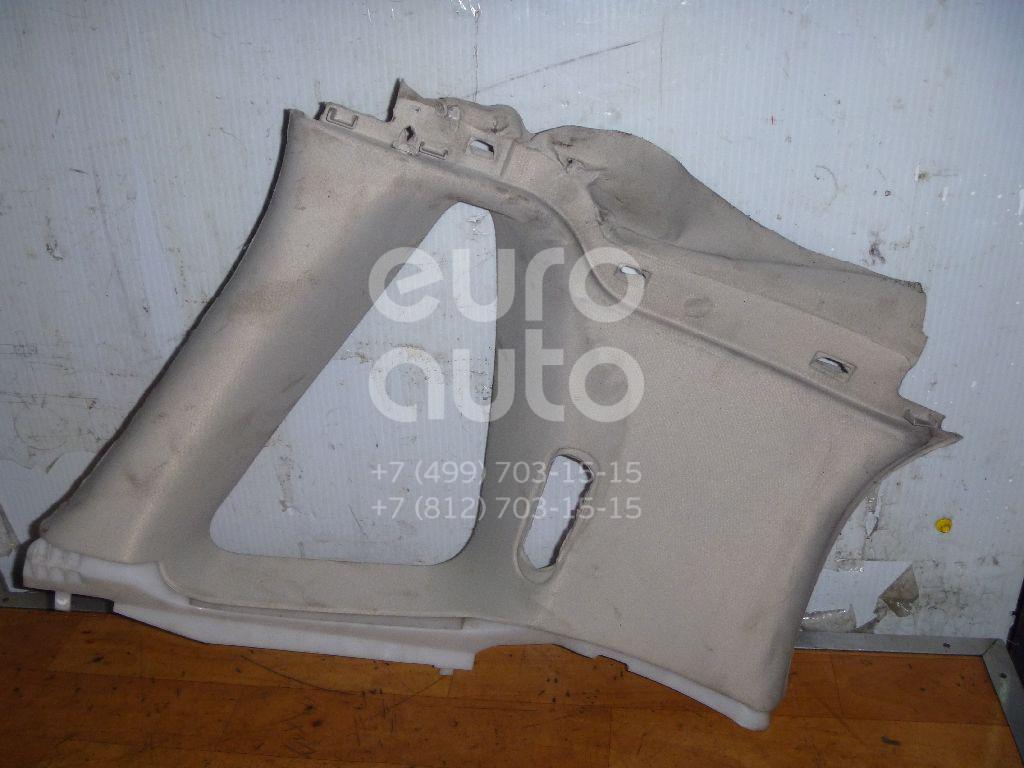 Обшивка багажника для Renault Scenic 2003-2009 - Фото №1
