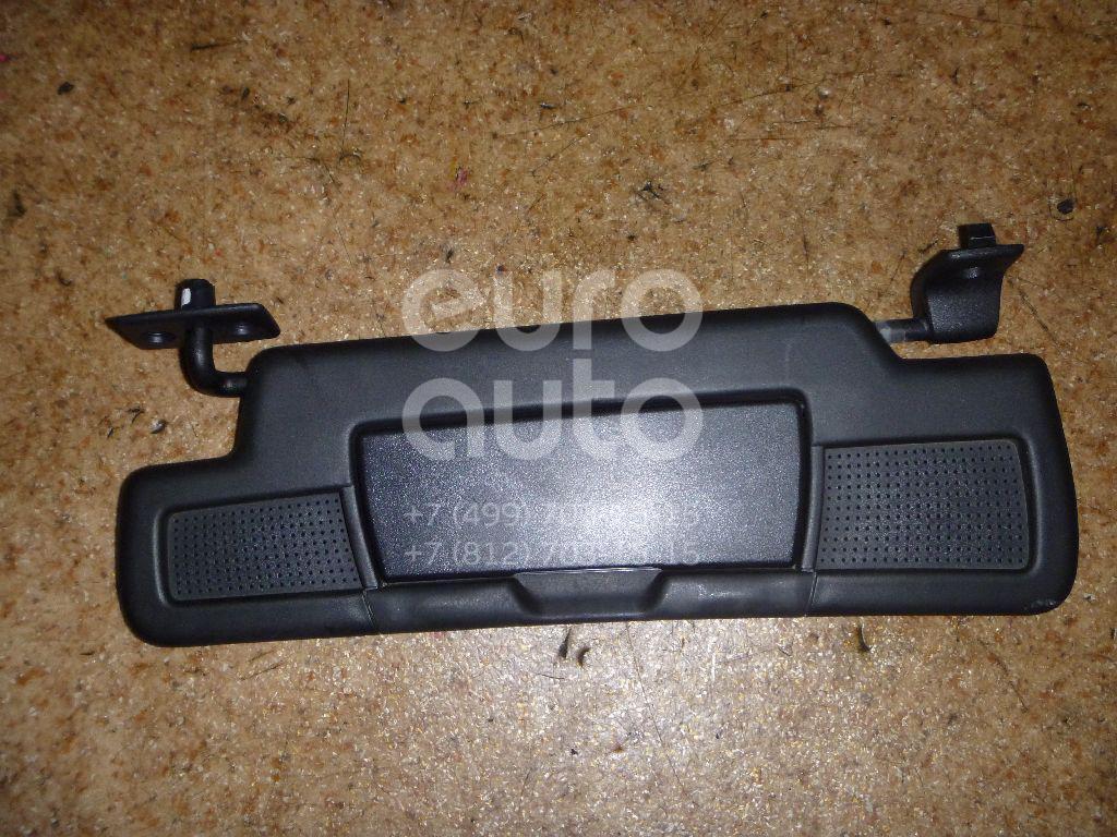 Козырек солнцезащитный (внутри) для Mercedes Benz R171 SLK 2004-2011 - Фото №1