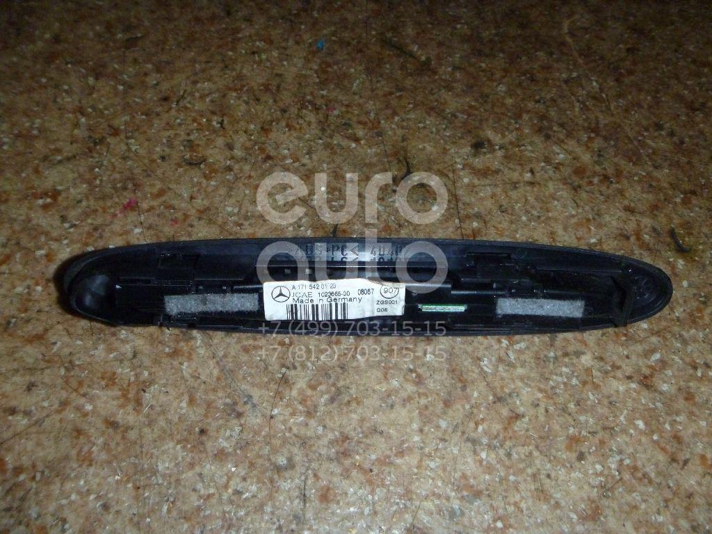 Дисплей информационный для Mercedes Benz R171 SLK 2004-2011;W219 CLS 2004-2010;W221 2005-2013;W164 M-Klasse (ML) 2005-2011;W211 E-Klasse 2002-2009;A140/160 W169 2004-2012;W216 coupe 2006-2014;W245 B-klasse 2005-2011;GL-Class X164 2006-2012 - Фото №1