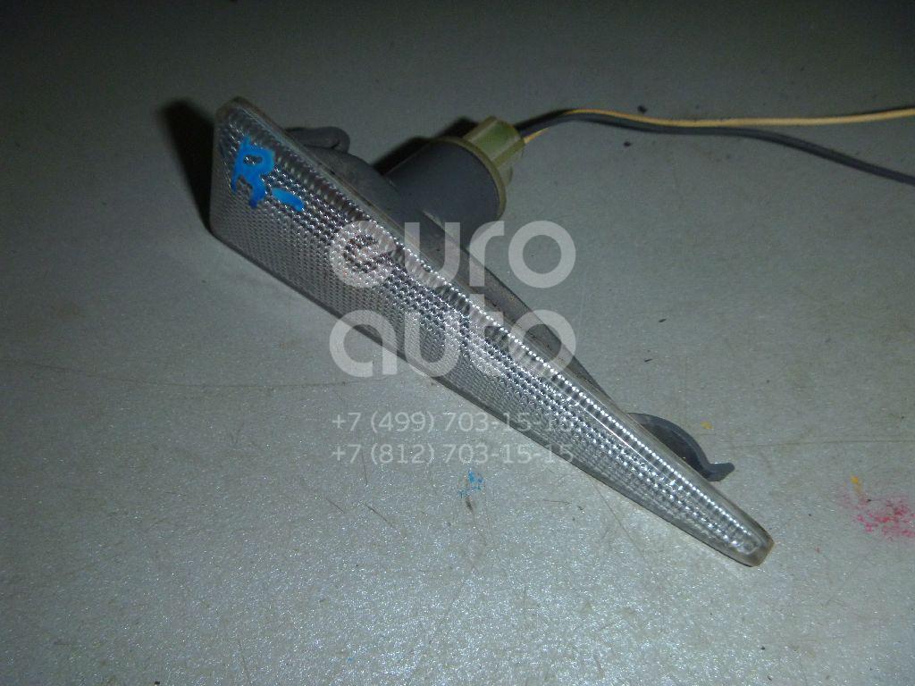 Повторитель на крыло правый для Renault Scenic 2003-2009;Megane II 2002-2009;Espace IV 2002-2014;Vel Satis 2002-2009 - Фото №1