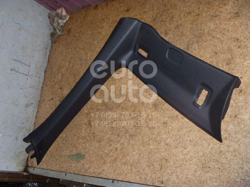 Обшивка стойки для Mercedes Benz R171 SLK 2004-2011 - Фото №1
