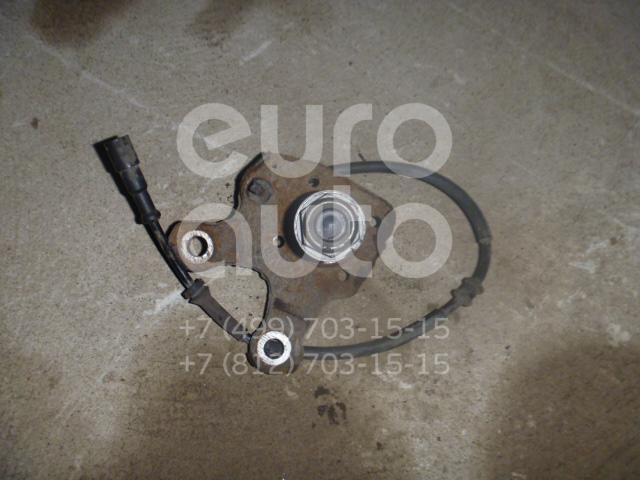 Цапфа правая для Renault Scenic 1999-2003 - Фото №1