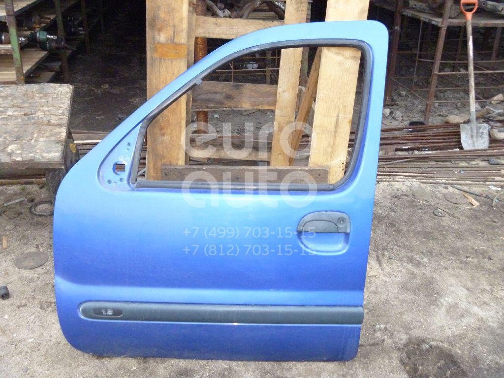 Дверь передняя левая для Renault Kangoo 1997-2003 - Фото №1