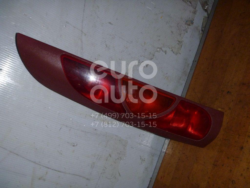 Фонарь задний левый для Renault Kangoo 1997-2003 - Фото №1