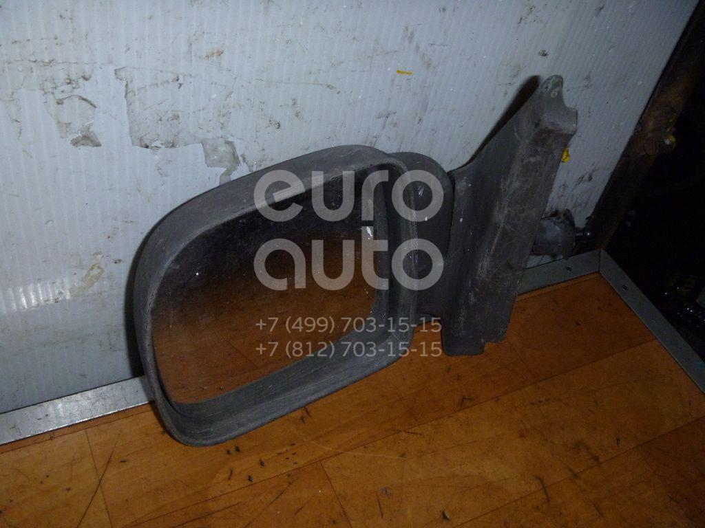 Зеркало левое механическое для Renault Kangoo 1997-2003 - Фото №1