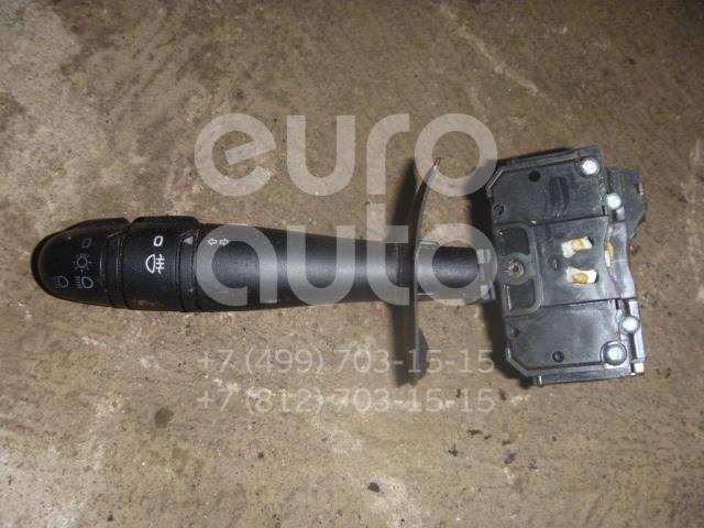 Переключатель поворотов подрулевой для Renault Scenic 1999-2003 - Фото №1