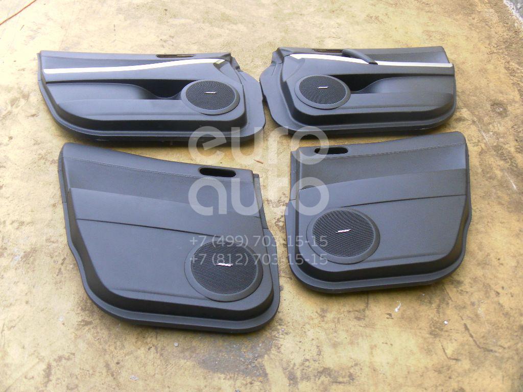 К-кт обшивки двери для Mazda CX 7 2007> - Фото №1
