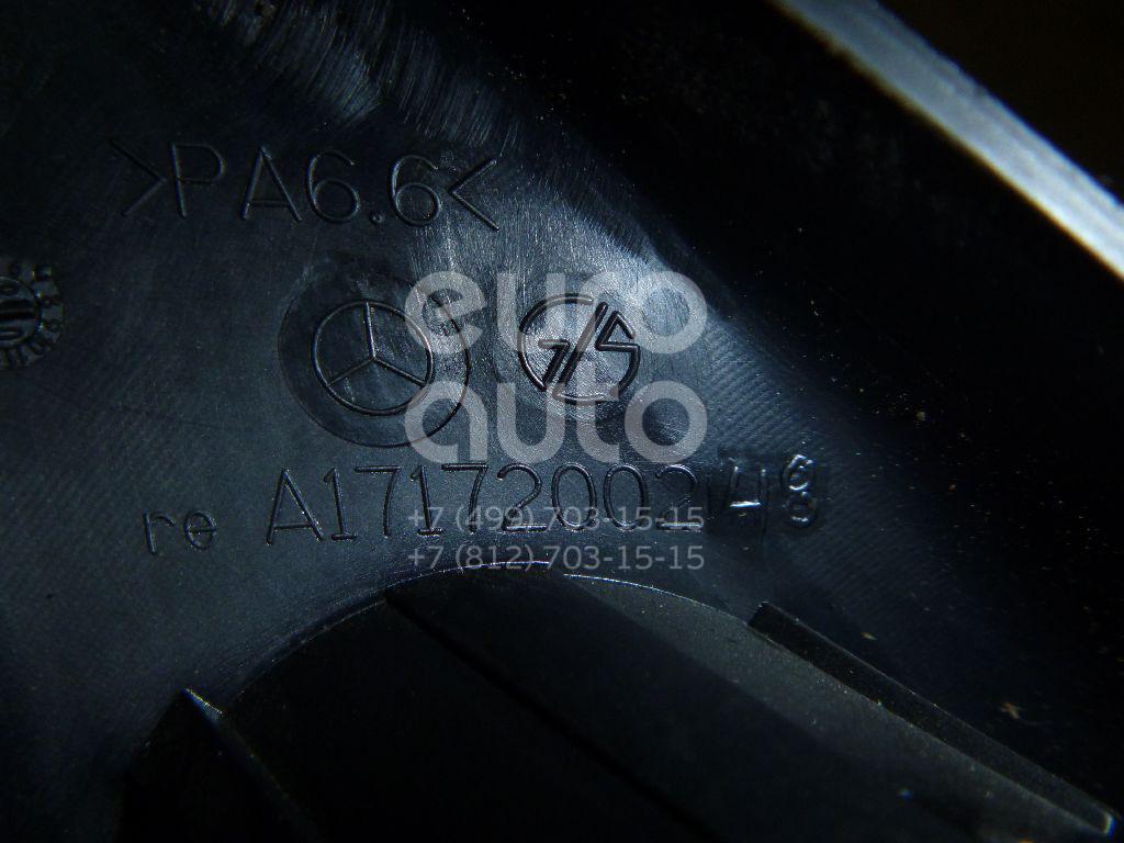 Крышка зеркала внутренняя правая для Mercedes Benz R171 SLK 2004-2011 - Фото №1