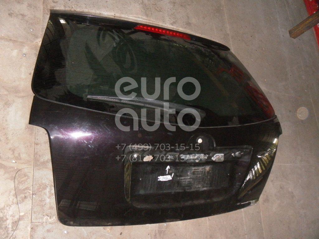Дверь багажника со стеклом для Mazda CX 7 2007-2012 - Фото №1