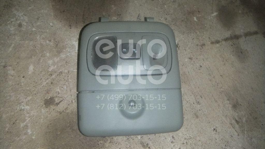 Плафон салонный для Renault Scenic 1999-2002 - Фото №1