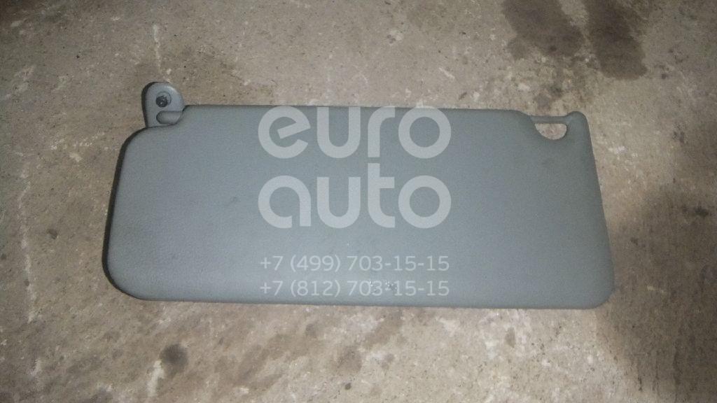 Козырек солнцезащитный (внутри) для Renault Scenic 1999-2002 - Фото №1