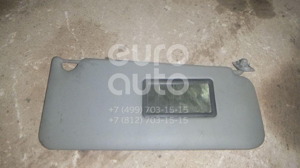 Козырек солнцезащитный (внутри) для Renault Scenic 1999-2003 - Фото №1