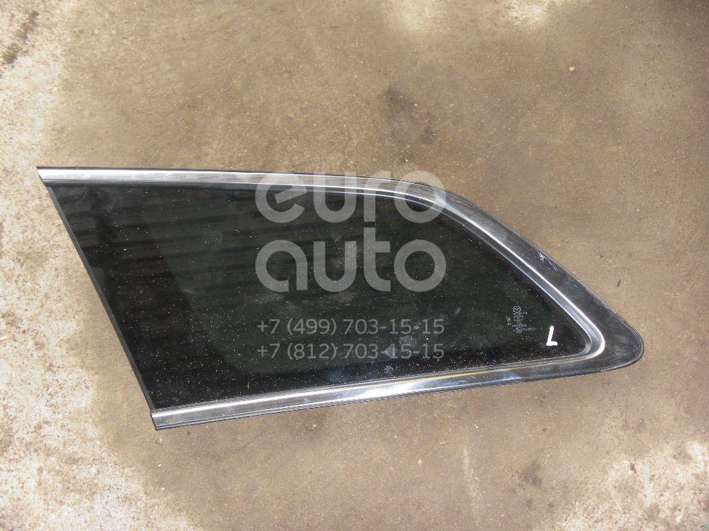 Стекло кузовное глухое левое для Mazda CX 7 2007-2012 - Фото №1