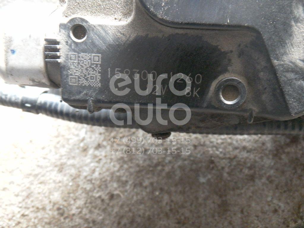 Моторчик стеклоочистителя передний для Mazda CX 7 2007-2012 - Фото №1
