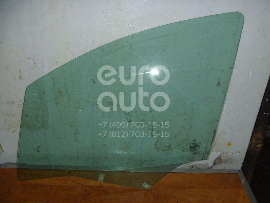 Стекло двери передней левой для Peugeot 307 2001-2007 - Фото №1
