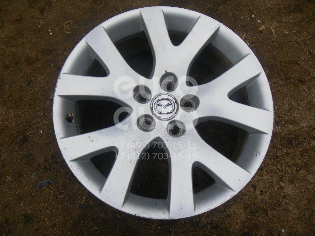 Диски колесные легкосплавные (к-кт) для Mazda CX 7 2007-2012 - Фото №1