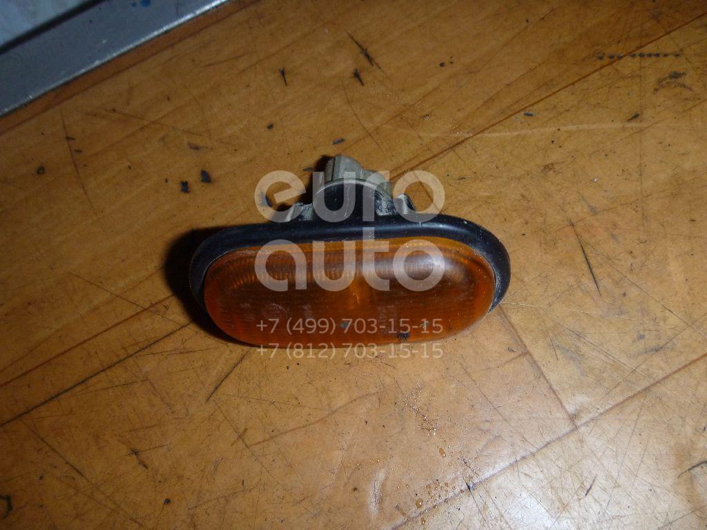 Повторитель на крыло желтый для Renault Kangoo 1997-2003;Megane 1996-1999;Megane 1999-2002;Trafic 2001> - Фото №1