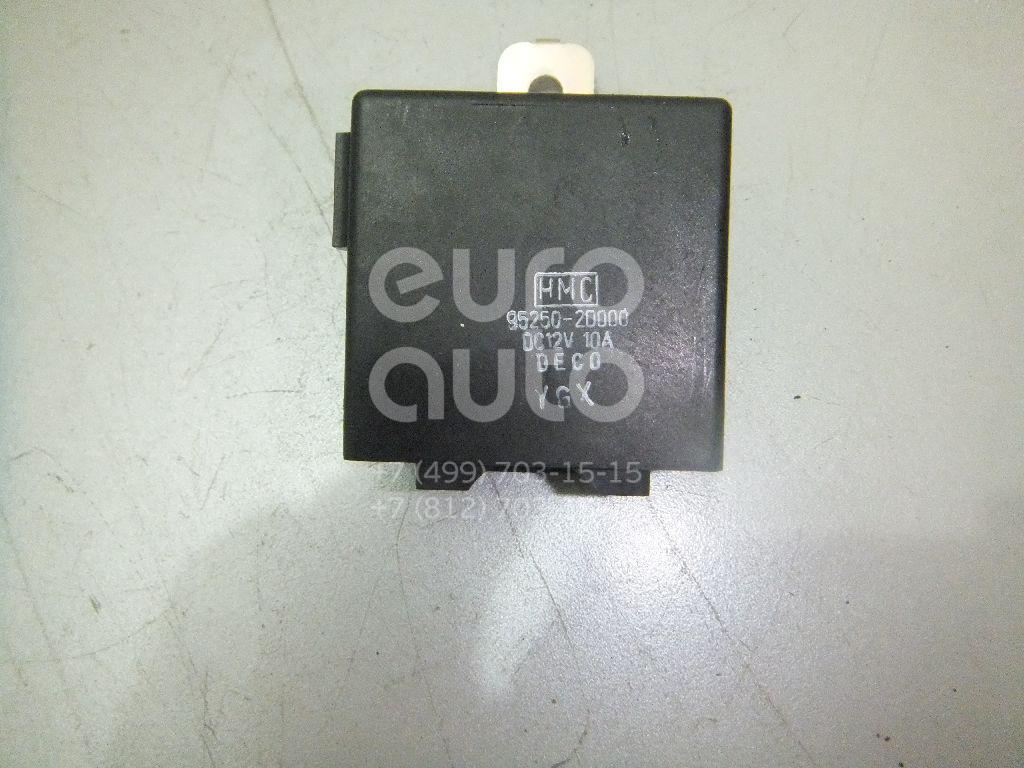 Реле для Hyundai Elantra 2000-2005 - Фото №1