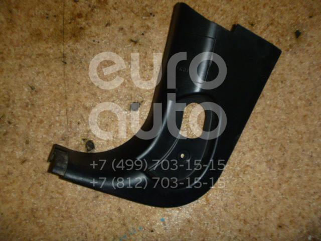 Накладка порога (внутренняя) для BMW X3 E83 2004-2010 - Фото №1