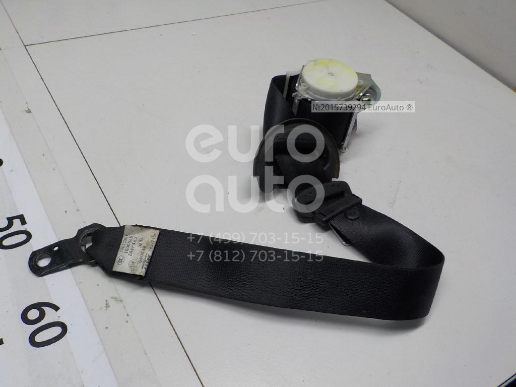 Ремень безопасности для BMW X3 E83 2004-2010 - Фото №1