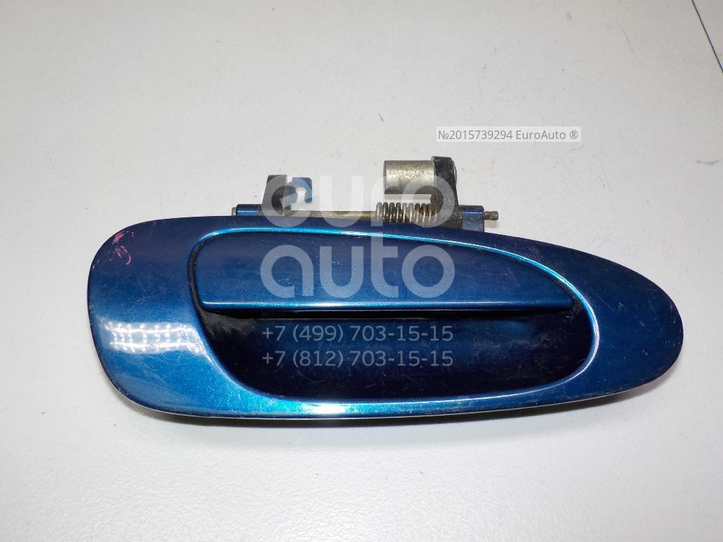Ручка двери передней наружная правая для Honda Accord Coupe USA 2003-2008 - Фото №1