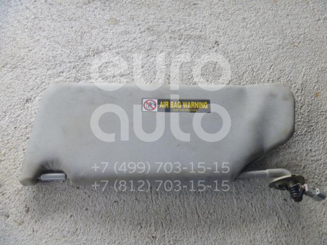 Козырек солнцезащитный (внутри) для Honda Accord Coupe USA 2003-2008 - Фото №1