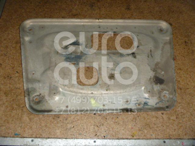 Защита картера для BMW X3 E83 2004-2010 - Фото №1