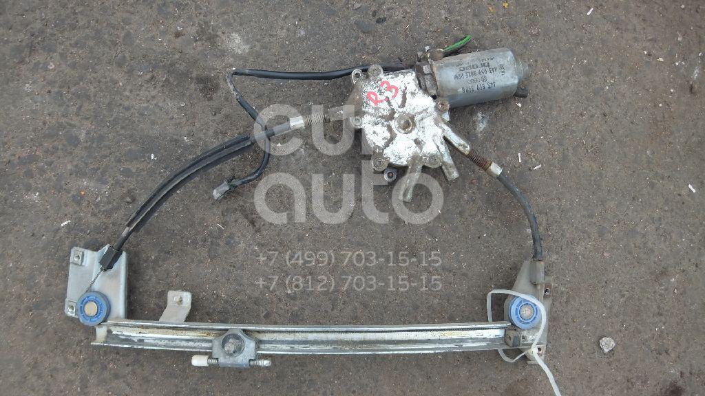 Стеклоподъемник электр. задний правый для Audi 100/200 [44] 1983-1991 - Фото №1