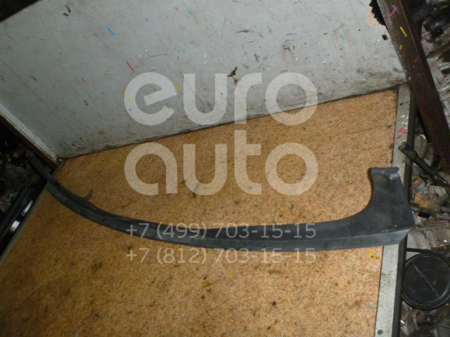 Накладка заднего бампера для BMW X3 E83 2004-2010 - Фото №1