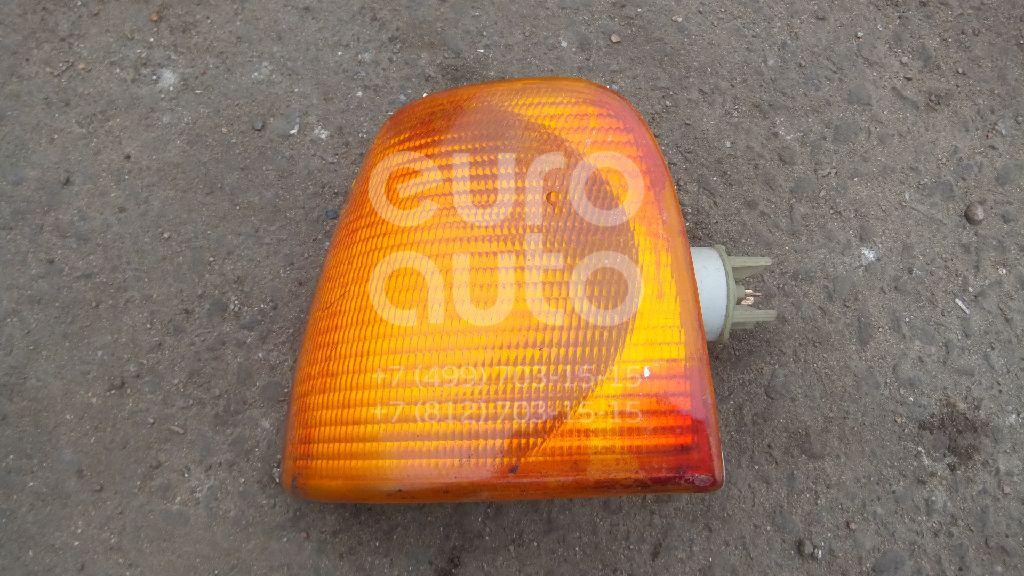 Указатель поворота левый желтый для Audi 100/200 [44] 1983-1991 - Фото №1