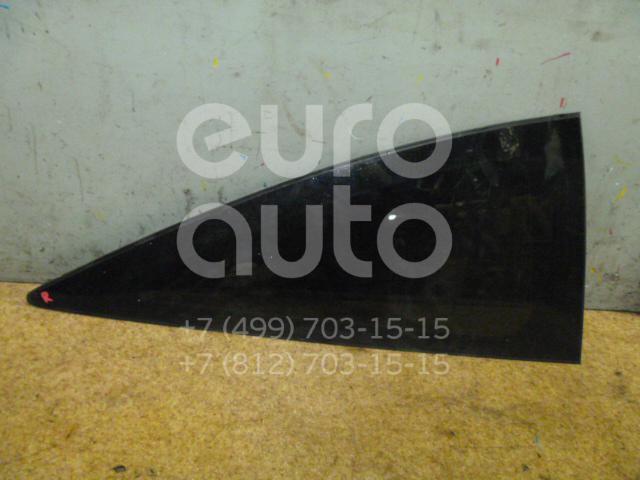 Стекло кузовное глухое правое для Honda Accord Coupe USA 2003-2008 - Фото №1